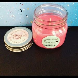 Scented Soy Candle 8oz